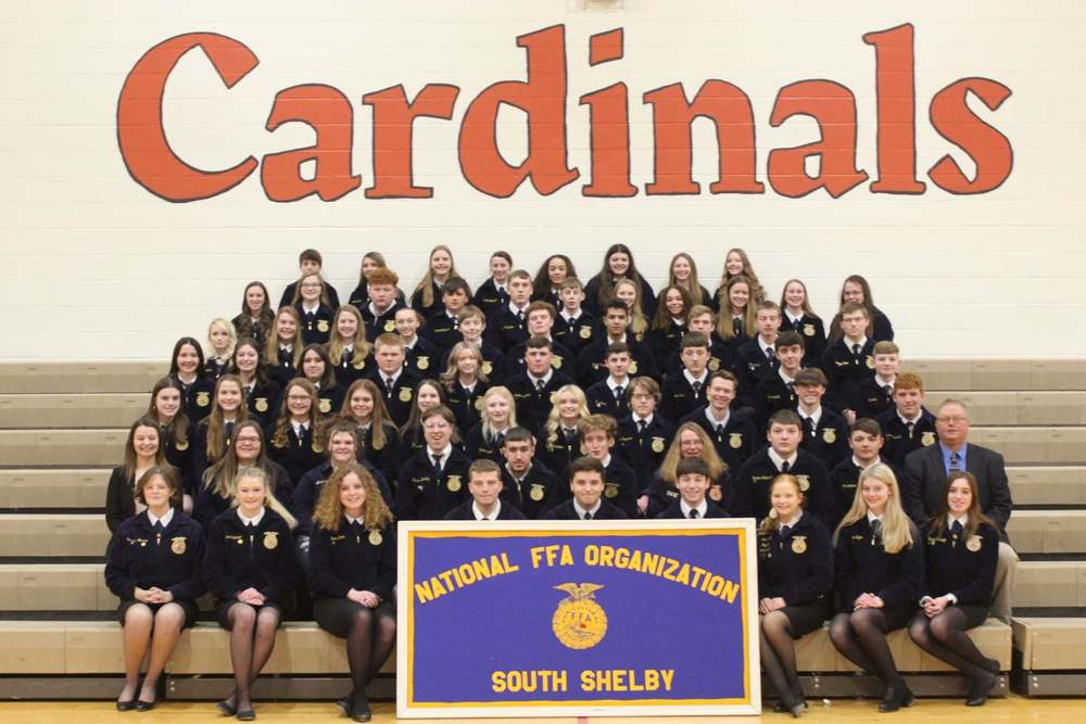 South Shelby FFA Week